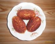 Рецепт Творожные пирожки с яблоками рецепт с фото