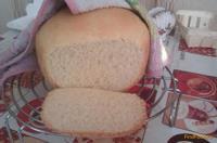 Рецепт Пшеничный хлеб с кунжутом в хлебопечке рецепт с фото