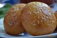 Рецепт Булочки для сендвича рецепт с фото