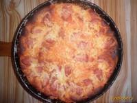 Рецепт Летняя пицца рецепт с фото