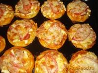 Рецепт Мини пицца рецепт с фото
