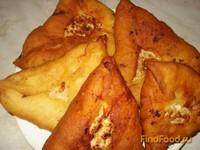 Рецепт Беляши с куриным фаршем рецепт с фото