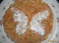Рецепт Грушево-яблочная шарлотка рецепт с фото