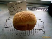 Рецепт Молочно-кефирный хлеб в хлебопечке рецепт с фото