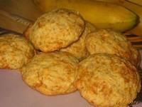 Рецепт Банановое печенье рецепт с фото