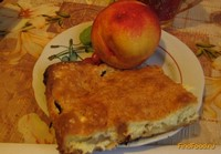Рецепт Пирог домашний яблочный рецепт с фото