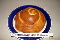 Рецепт Завитушка с персиком рецепт с фото