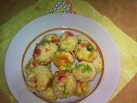 Рецепт Печенье с карамелью рецепт с фото