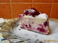 Рецепт Малиновый чизкейк рецепт с фото