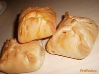 Рецепт Пирожки с капустой и яйцом рецепт с фото