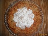Рецепт Сухой яблочный пирог рецепт с фото