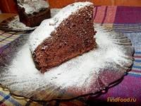 Рецепт Шоколадный пирог пропитанный ликером Baileys рецепт с фото