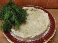 Рецепт Дрожжевое тесто для пиццы на воде рецепт с фото