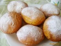 Рецепт Пончики со сгущенкой рецепт с фото
