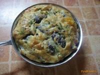 Рецепт Кекс мясной рецепт с фото