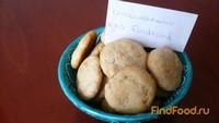 Рецепт Постное лимонное печенье рецепт с фото