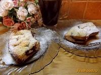 Рецепт Нежный сливовый пирог рецепт с фото