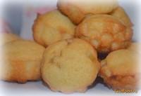 Рецепт Кексы с арбузными цукатами рецепт с фото