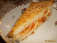 Рецепт Рисовая запеканка с курагой рецепт с фото