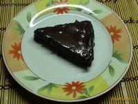 Рецепт Шоколадно - банановый тортик рецепт с фото