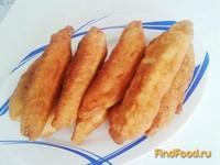 Рецепт Дрожжевые пирожки с печенью рецепт с фото