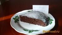 Рецепт Шоколадный кекс с кабачком рецепт с фото