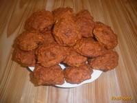 Рецепт Тыквенно-овсяное печенье рецепт с фото