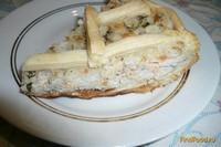 Рецепт Пирог с консервированной горбушей рецепт с фото