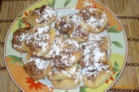 Рецепт Песочное ореховое печенье рецепт с фото