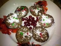 Рецепт Творожно-шоколадные маффины с красной смородиной рецепт с фото