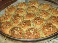 Рецепт Круглые капустные булочки рецепт с фото