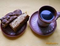 Рецепт Кекс на киселе с изюмом и курагой рецепт с фото