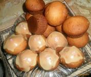 Рецепт Вкусные постные кексы рецепт с фото