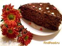 Рецепт Айвовый пирог с какао рецепт с фото