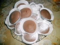 Рецепт Кексы с какао рецепт с фото
