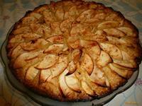 Рецепт Шарлотка с яблоками и бананом рецепт с фото