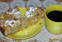 Рецепт Пирог с хурмой рецепт с фото