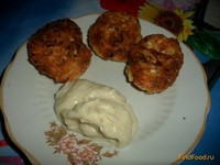 Рецепт Котлеты из квашенной капусты рецепт с фото