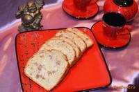 Рецепт Банановый кекс с грецкими орехами рецепт с фото