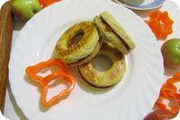 Рецепт Песочное печенье со сливовым повидлом рецепт с фото