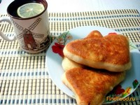 Рецепт Жареные пирожки с фаршем рецепт с фото