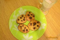 Рецепт Бананово-овсяное печенье рецепт с фото