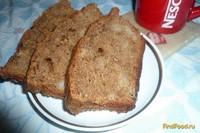 Рецепт Кекс кофейный с бананом рецепт с фото