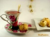 Рецепт Мини слоечки с яблоками рецепт с фото
