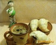 Рецепт Шоколадные рогалики рецепт с фото
