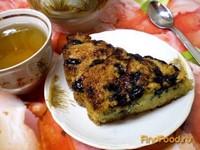 Рецепт Домашний пирог с черной смородиной рецепт с фото