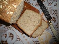 Рецепт Овсяный хлеб на скорую руку рецепт с фото