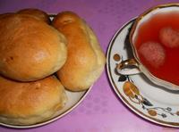 Рецепт Домашние пирожки с яблоками рецепт с фото