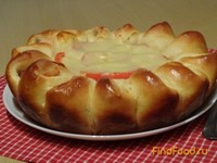 Рецепт Пирог с форелью рецепт с фото