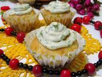 Рецепт Капкейк сырный с сырно-сметанным кремом рецепт с фото